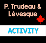 Pierre Trudeau & Rene Levesque: Comparing Leaders Listenin