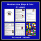 Piet Mondrian Art Lesson with Assessment