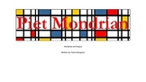 Piet Mondrian Art Project: Line and Primary Colors