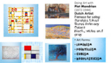 Piet Mondrian - Biography, Realism to Abstract, Art Themes