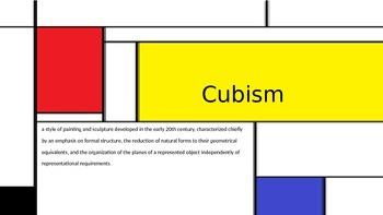 Piet Mondrian Power Point
