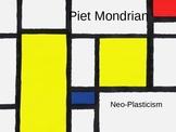 Piet Mondrian PowerPoint