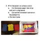 Piet Mondrian Primary Colors Collaborative Artwork Activity