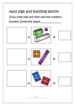 Math - Add ten