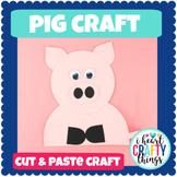 Pig Animal Craft