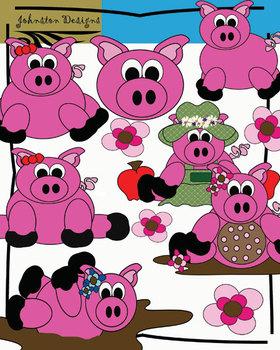 Pig Clipart