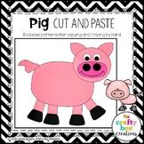 Pig Craft   Pet Animal Activities   Template   Farm Animal   Bulletin Board
