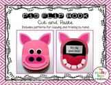 Pig Craft {Flip Book}
