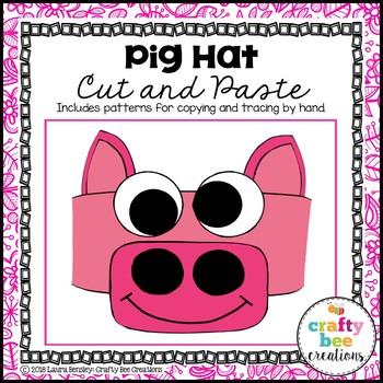 Pig Hat Craft