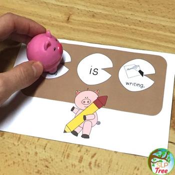 Pig Sentences: Walk in the Mud