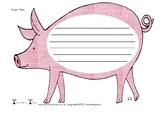 Pig Shaped Poem