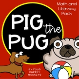 Pig The Pug   Book Companion Activities