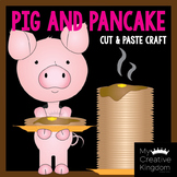 Pig and Pancake Craft