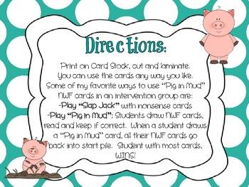 Pig in Mud - A NWF Game