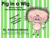 Pig in a Wig Literacy Pack - First Grade Foresman Reading Street