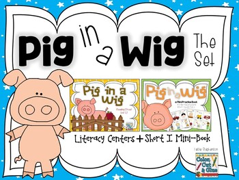 Pig in a Wig - The Set