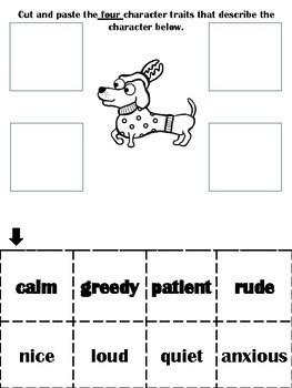 Pug Character Trait Sort