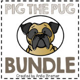 Pig the Pug COMPLETE Series Book Study GROWING Bundle