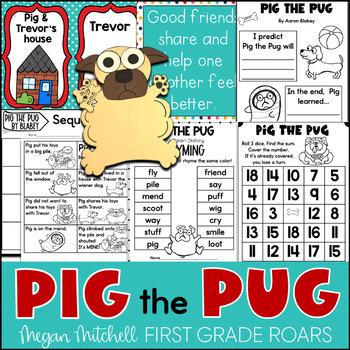 Pig the Pug Mini Unit