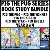 Pig the Pug Series - Picture Book Study Bundle