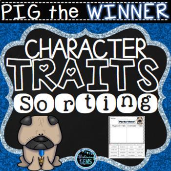 Pig the Winner - Character Traits Sorting