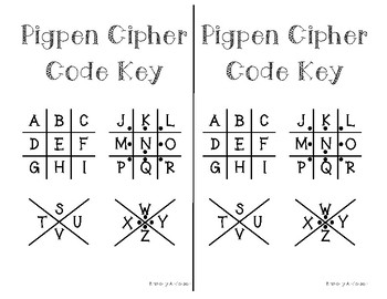 PigPen Cipher: Crack the Code - Positive Quotes Edition!