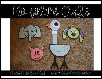 Mo Willems Crafts