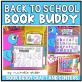 Pigeon Craft and Activities/Digital and Printable/ Book Buddy