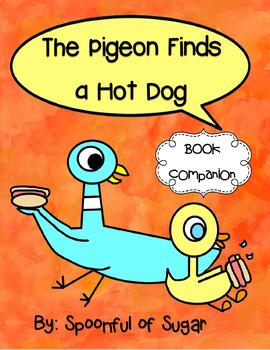 Pigeon Finds a Hot Dog (Story Companion)