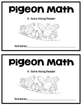 Pigeon Math Solve Along Reader
