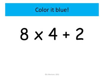 Pigeon Multiplication Practice - Watch, Think, Color! CCSS.3.OA.C.7