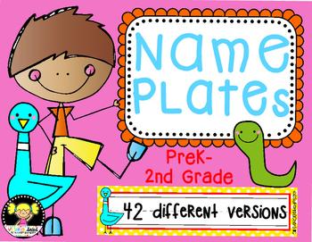 Pigeon Name Plates