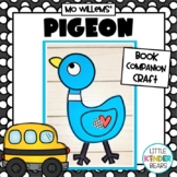 Pigeon has to go to School Book Companion Craft