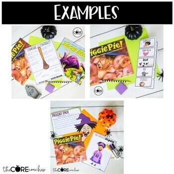Piggie Pie and Zoom Broom: Read-Aloud Compare/Contrast Lesson Plans