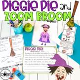 Piggie Pie & Zoom Broom Compare Contrast Digital Read-Aloud | Distance Learning