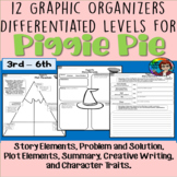 Piggie Pie activities, graphic organizers, mentor text, read aloud