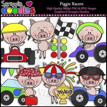 Piggie Racers