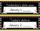 Piggies Complete Calendar Set
