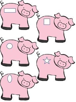 Piggy Bank Activities
