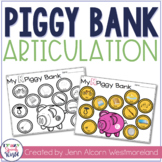 #MarchSLPmustHave Piggy Bank Articulation for Speech Therapy
