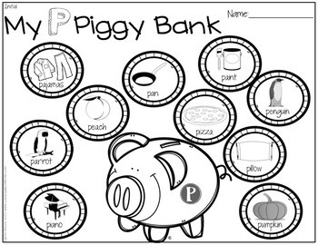 Piggy Bank Articulation for Speech Therapy
