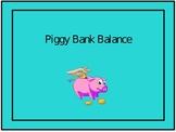 Piggy Bank Balance powerpoint