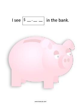 Piggy Bank Blank