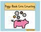 Piggy Bank Coin Identification Beginning and Intermediate Adapted Book Bundle