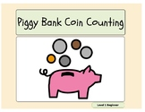 Piggy Bank Coin Identification Beginning and Intermediate