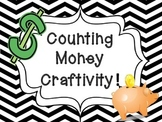 Piggy Bank Counting Money Craftivity!