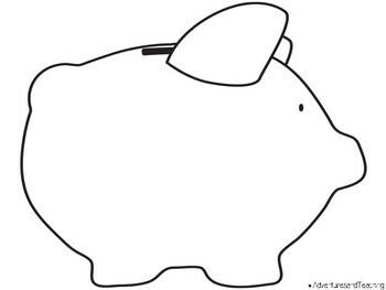 Piggy Bank Money Craftivity {Craftivity}