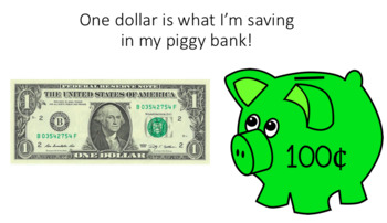 Piggy Bank~Interactive Song~PPT