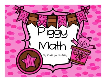 Piggy Bank Math: Counting Game