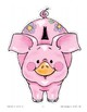 Piggy Bank--Money